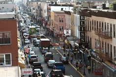 Bergenline Avenue in Union City, NJ, is one of the most dynamic places in the city. This post brought back many memories of walks along this Avenue as a child.
