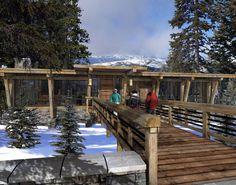 Northstar Mountainside Residences Lake Tahoe Lodging, Vail Resorts, Lodges, Garden Bridge, North America, Real Estate, Sleep, California, Outdoor Structures