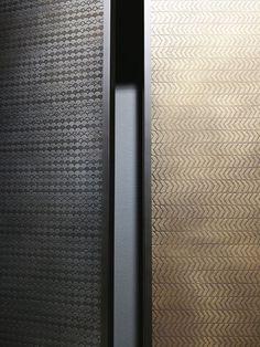 Interior Design Trends For 2020 From Milan Design Week 2019 - AUTHENTIC INTERIOR Interior Design Trends, Commercial Interior Design, Commercial Interiors, Brass Door Handles, Copper Lighting, Marble Wall, Boho Bathroom, Milan Design, Design Studios