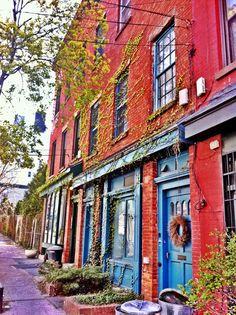 Vinegar Hill, Brooklyn NY