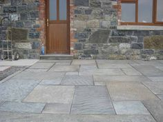 liscannor stone - Google Search Bungalow Ideas, Stone Masonry, Dry Stone, Cliffs Of Moher, Ireland, Tours, Patio, Google Search, Outdoor Decor