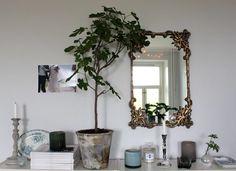 Så inreder du med vackra speglar