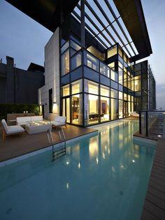 Duplex Penthouse.
