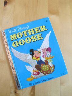 A Little Golden Book  Walt Disney  Mother by TheBigBlueMarble