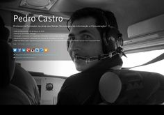 Pedro Castro's page on about.me – http://about.me/pedro.castro