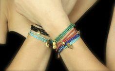 Positive Charm Bracelet - Bracelets - Jewelry   Uncovet