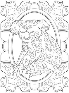 Cool Designs To Color Coloring Pages