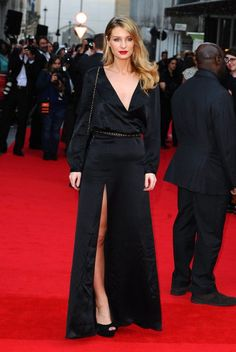 Olivia Newman-Young Photos: 'The Quiet Ones' Premieres in London - Celebrity Fashion Trends
