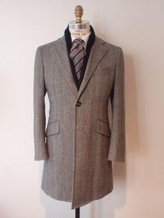 Abazu Tailor overcoat