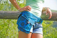 Hipbags, Hipbag, Hüfttasche, Hüftschmeichler, Bauchtasche-Wollmützen - Wollmütze - Mütze - Mützen - Wolljacken - Hipbag - Zipfelkapuze - Hippie Mode - Goa Fashion
