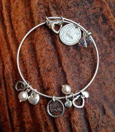 love love love by Premier Designs Geek Jewelry, Gothic Jewelry, Jewelry Accessories, Fashion Jewelry, Jewelry Ideas, Bullet Jewelry, Skull Jewelry, Western Jewelry, Hippie Jewelry