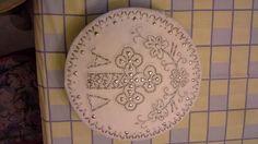 κολυβα Cypriot Food, Greek Recipes, Decorative Plates, Food And Drink, Lenten, Traditional, Artemis, Decorations, Kitchen