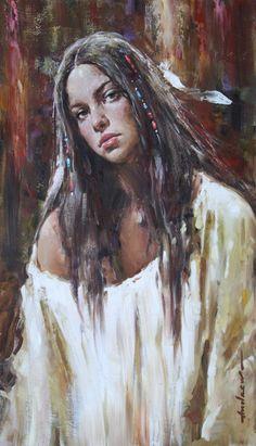 Andrew Atroshenko - Nature - Oil on Canvas Original Painting