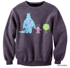 Monster's Inc sweatshirt