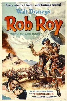 1953 Rob Roy - The Highland Rogue
