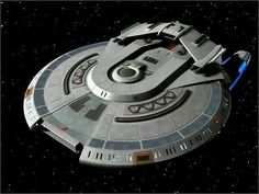 Star Trek: I think this is called a Chimera Class Starship. Nice update on the Miranda Class design. Star Trek Rpg, Star Wars, Star Trek Ships, Science Fiction, Spaceship Art, Spaceship Design, Starfleet Ships, Starship Concept, Sci Fi Ships
