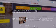Oleg Chulakov Studio - Site of the Day March 24 2015