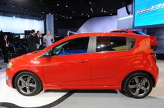 2016 Chevrolet Sonic - http://www.gtopcars.com/makers/chevrolet/2016-chevrolet-sonic/