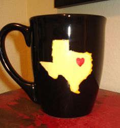 Your+State+Custom+Coffee+Mug+by+FarmToMarketStudio+on+Etsy,+$20.00