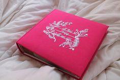 Now that's pretty: DIY Papercut Album