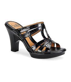 Sofft Pascale Slide Sandals #Dillards