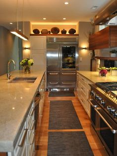 Contemporary-Style Historic Home Remodel : Rooms : Home & Garden Television