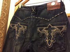 ANTIK DENIM Women's Jeans Western MC Queen Relax Fit Low-rise Flair Size 33 USA #AntikDenim #Flare #AntikDenim #Flare #AntikDenim #Flare #Jeans #WomensJeans #USAJeans #Western #MCQueen #RelaxFit #LowRise #Size33 #Womens