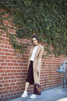 How To Style Transitional Layers - Front Roe by Louise Roe Front Roe, Hello Autumn, Maje, Fall Looks, Well Dressed, Fashion Photo, Street Styles, Celebrity Style, Personal Style
