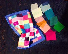 Group1[Jogakbo]Textile Board
