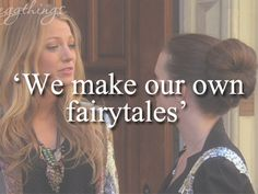 we make our own fairytales