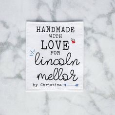 Your place to buy and sell all things handmade Sewing Labels, Fabric Labels, Quilt Labels, Personalized Labels, Quilts, Knitting, Crochet, Unique Jewelry, Handmade Gifts