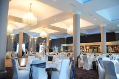 A magical and picturesque wedding venue in Cork. Rochestown Park Hotel is the perfect wedding hotel in Cork, providing luxury 4 Star weddings for over 30 years. Cork Wedding, Star Wedding, Hotel Wedding, Wedding Venues, Park Hotel, Perfect Wedding, Table Decorations, Weddings, Luxury
