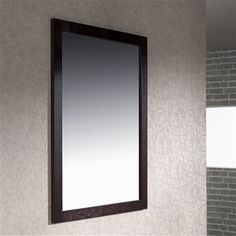 Full frame 24 inch mirror