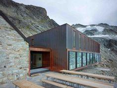 Extension Moiry Hut, Grimentz,  2005 - 2009 - Baserga Mozzetti Architetti