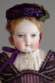 lovely face...  carmeldollshop.com