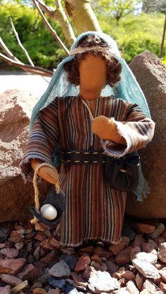 """Biblische Erzählfiguren """"David mit der Steinschleuder"""""""