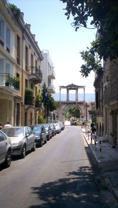 Streets of Athens.. Greece