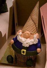 cupcake gnome :)