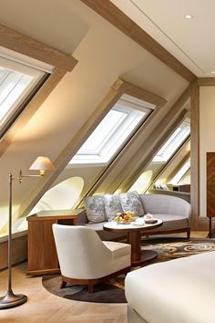 Rooms feature views of the hotel's courtyard or Vienna's most exclusive shopping area. Classical Interior Design, Vienna Austria, Budapest, My Dream Home, Cruise, Traveling, Hotels, Europe, Rooms