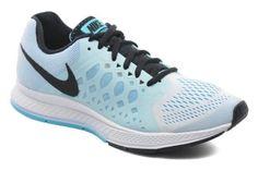 Nike Wmns Nike Zoom Pegasus 31 (Bleu) - Chaussures de sport chez Sarenza (215898)