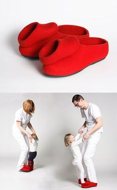 Look at these adorable dancing shoes! So sweet. Love them.