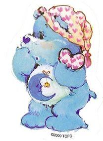 Care Bears: Bedtime Bear in His Nightcap