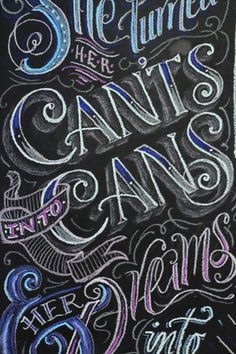 olivias assignments by andrea casey chalkboard wall organizational home decor custom hand lettering artist artwork chalk lettering lettered