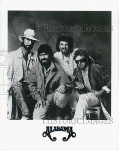 Alabama (1988) ....LOVE Teddy in hats!