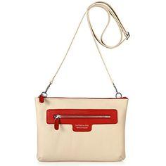 fc5558c7d3ba Leather Shoulder Bag Women Genuine Leather Crossbody Bag Light beige Woman  Leather Shoulder Bag >