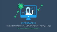 5 Ways to Fix Your Low #Converting #Website Copy