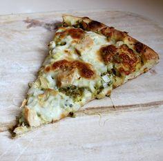 Cilantro Lime Chicken Pizza