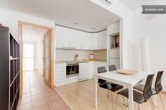 Spacious apartment in Poble Sec in Barcelona