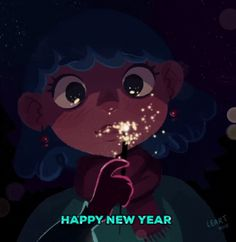 Adorable monsters and cute reactions from leart! Happy New Year Gif, Start Online Business, Gifs, Gif Collection, Disney Animation, New Trends, Fireworks, Animated Gif, Disney Characters
