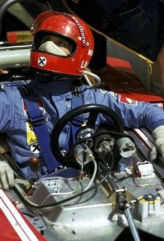 Ferrari Friday … life in the cockpitNiki Lauda, Ferrari 312B3, 1974 Swedish Grand Prix, Anderstorp